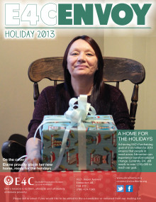 Holiday Envoy cover