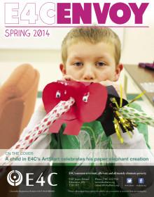 Spring 2014 Envoy Cover