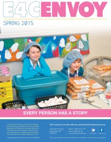 Spring Envoy Cover